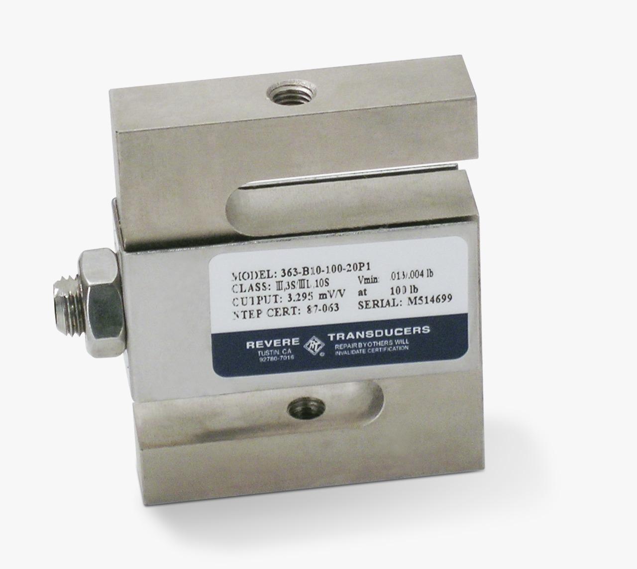 Marca Revere Transducer Modelo 363