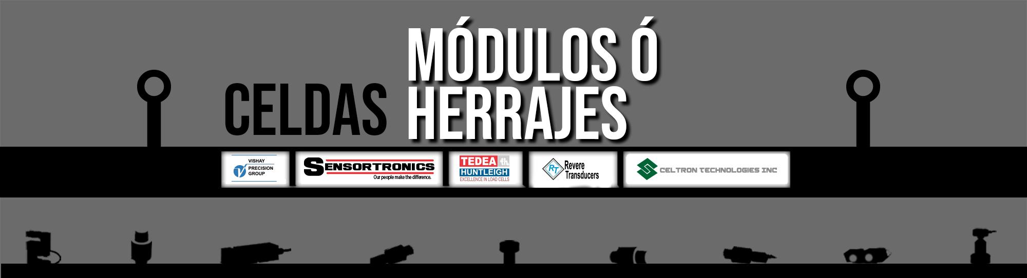 MODULOS HERRAJES CELL